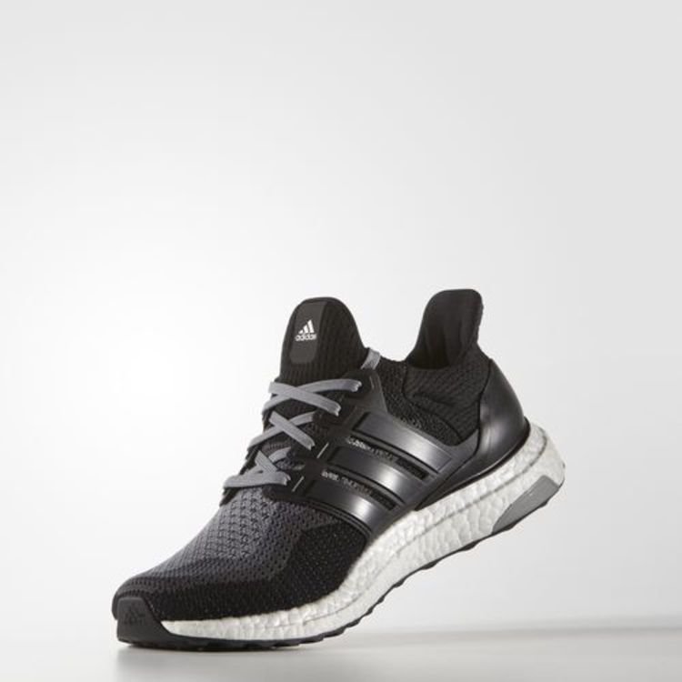 AQ4004 Adidas Ultra Boost BlackGrey UB Running shoes new 2016