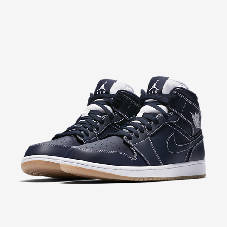air jordan 1 retro mid web