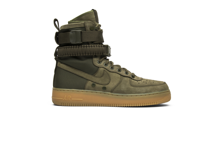 0242460fb ... View Special Field Air Force 1 Faded Olive on GOAT